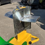 Log Splitter Electric 8 Tonne Hydraulic – 4-Way Splitting Wedge