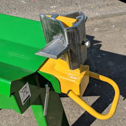 Log Splitter Electric 8 Tonne Hydraulic - Adjustable Arm