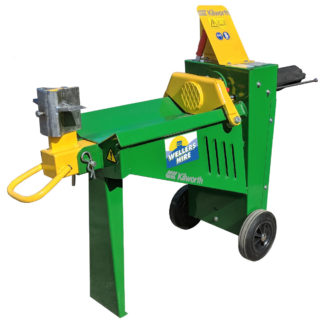Log Splitter Electric 8 Tonne Hydraulic for hire