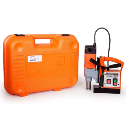 Magnetic Drill and box - Light Duty