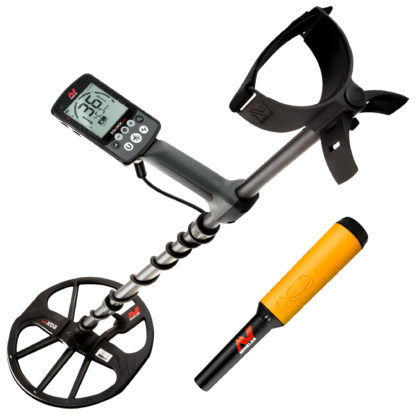 Metal Detector + Pinpointer for hire