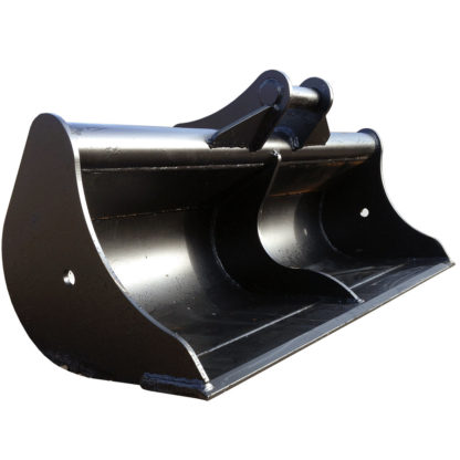 Mini Excavator - Grading / Ditching Bucket