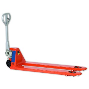 Long Reach Pallet Truck (2000kg) for hire