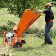 Petrol Chipper 75mm – In Action 2
