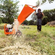 Petrol Chipper 75mm – In Action 4