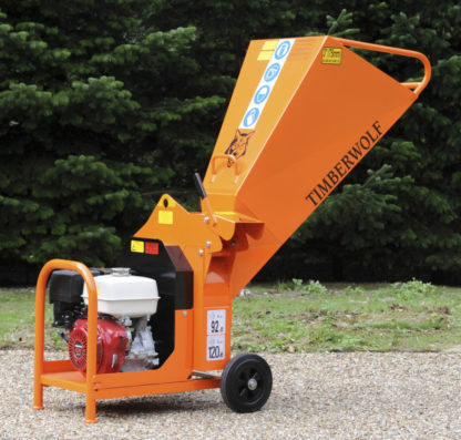 Petrol Chipper 75mm - Side 1