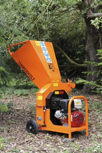 Petrol Chipper 75mm - Side 2