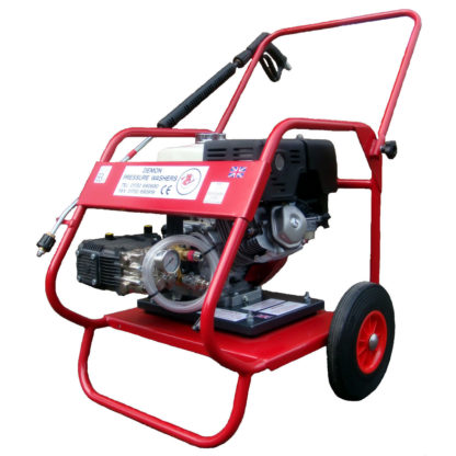 Petrol Cold Water Pressure Washer for hire