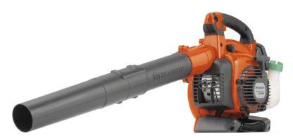 Petrol Leaf Blower / Vacuum - Blower Setup