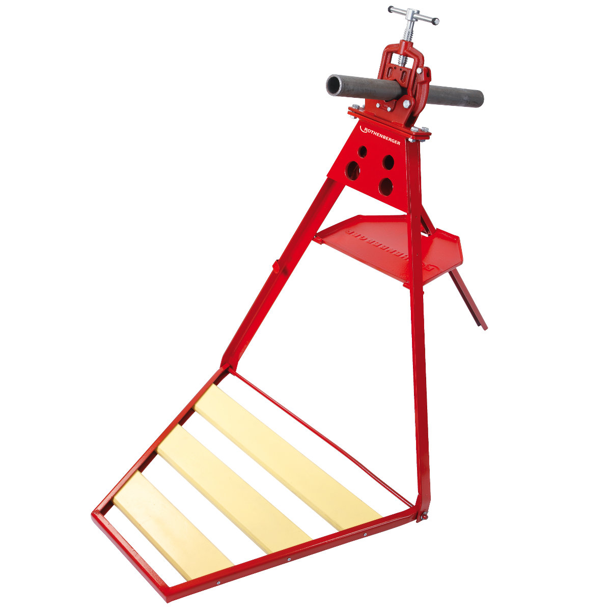 Pipe Vice Stand Wellers Hire