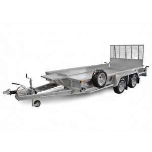 Plant Trailer (3500kg Gross) for hire