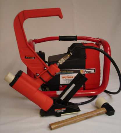 Pneumatic Floor Nailer (Porta-Nailer) Kit for hire