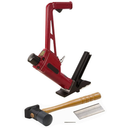 Pneumatic Floor Nailer (Porta-Nailer) for hire