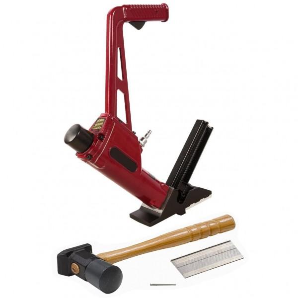 Pneumatic Floor Nailer (Porta-Nailer) for hire