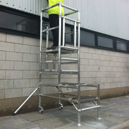 Podium Steps (Stepfold 2) for hire