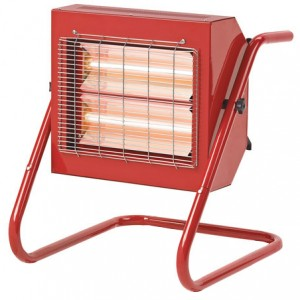Quartz Halogen Infrared Heater for hire