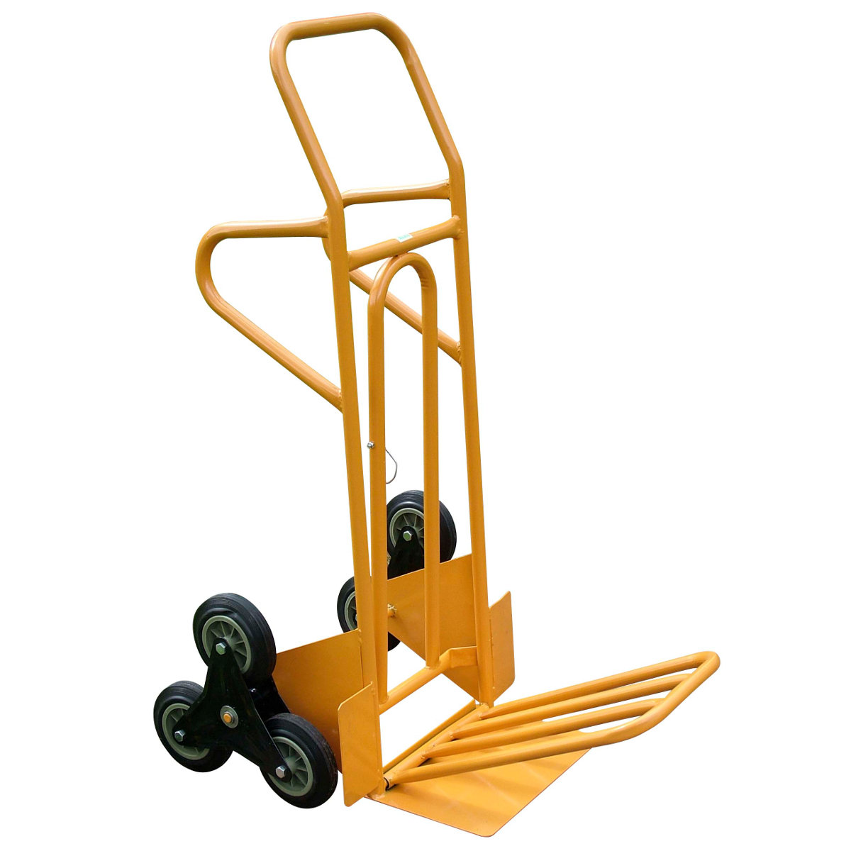 Sack Truck Stair Climbing Wellers Hire