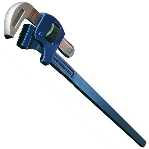 Stillsons Pipe Wrench (18,24,36,48in) for hire
