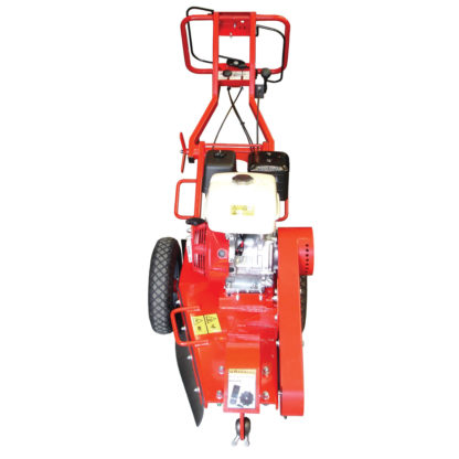 Stump Grinder - Front View