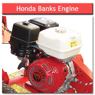 Stump Grinder - Honda Banks Engine
