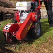 Stump Grinder – In Action 4