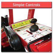 Stump Grinder – Simple Controls