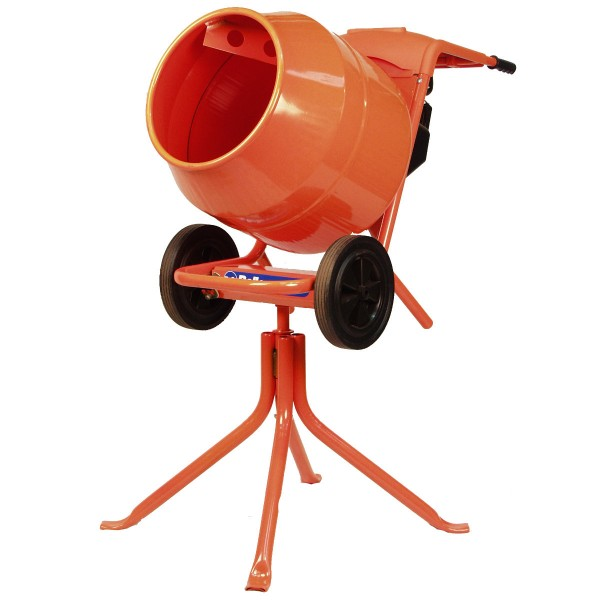 Tip-Up Concrete Mixer / Cement Mixer for hire