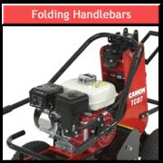 Turf Cutter – Folding Handlebars