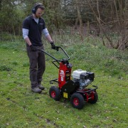 Turf Cutter – In Action – 1