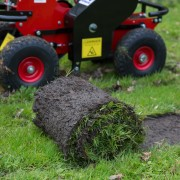 Turf Cutter – In Action – 2