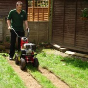 Turf Cutter – In Action – 6