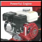 Turf Cutter – Powerful Engine