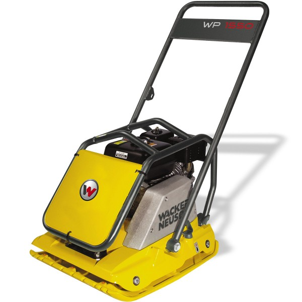 Vibrating Plate Compactor (500mm / 85kg) for hire
