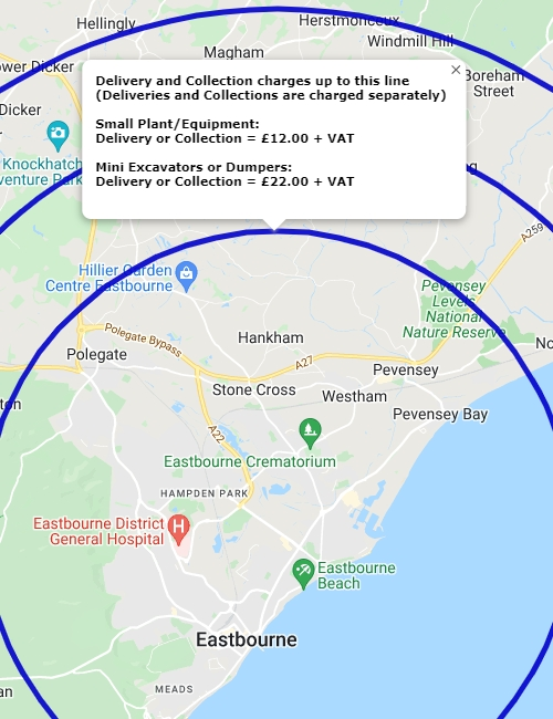 Wellers-Hire-Delivery-Map-Eastbourne