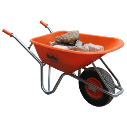 Wheelbarrow - In Action 1